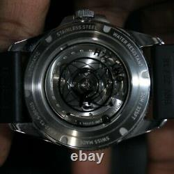 Bell And Ross Br-v2 93 Gmt With Box And Papers Pree Owned Msrp$3,250