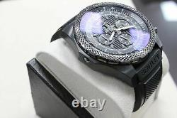 Breitling Bentley 6.75 Midnight Carbon Steel M44364 Limited Edition Box & Papers