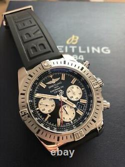 Breitling Chronomat Airborne 44mm 30th Anniversary Limited Edition Box/Papers