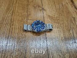 Christopher ward c60 trident Blue Limited Edition