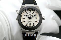 IWC Ingenieur Climate Action Limited Edition Box & Papers
