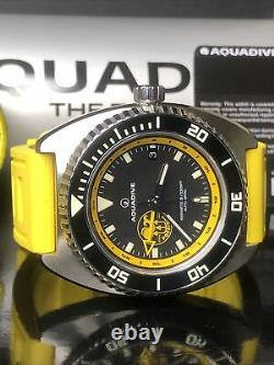 Limited Edition AQUADIVE POSEIDON 1000m With Box And Papers 2020