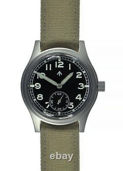 MWC 1940s/1950s Dirty Dozen Pattern Military Watch with Automatic Movement