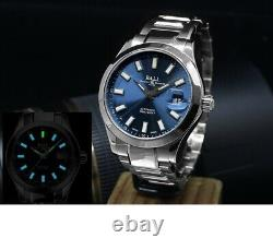 New Ball Engineer III Marvelight Ø40mm Automatic blue dial NM2026C-S23J-BE