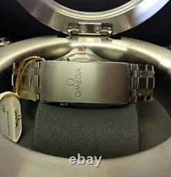 Omega Seamaster 300M 210.60.42.20.99.001 42mm Tantalum 2019 With Papers UNWORN