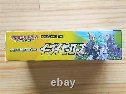 Pokemon Card Game Enhanced Expansion Pack Eevee Heroes Box S6a Japanese Version