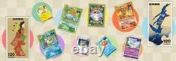 Preorder Pokemon Stamp BoxCard Game Beauty Looking Back-Moon Goose rare