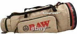 RAW Papers Cone Duffel Bag + MORE RAW ROLLING SUPPLIES INCLUDED! Limited Edition