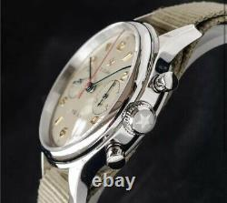 Seagull 1963 Hand Wind ST1901 Mechanical Chronograph with Sapphire Crystal