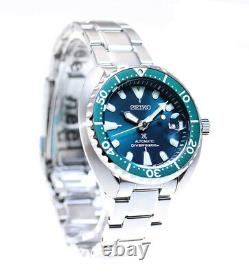 Seiko Prospex SBDY083 Mini Turtle Diver Mechanical Stainless Steel Men`s Watch