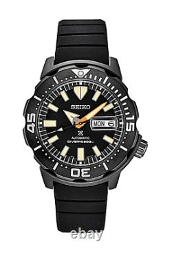 Seiko SRPH13 Prospex Ninja Monster Automatic Watch Limited Edition Box & Papers