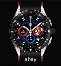 TAG HEUER Super Mario Edition Ready To Ship Immediately! Sold out Worldwide