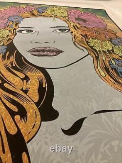 The Seer by Chuck Sperry Screen print Poster Signed and Numbered of 150