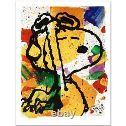 Tom Everhart Salute Limited Edition Collectible Lithograph